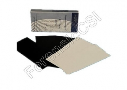Backing Card PVC 75x130mm