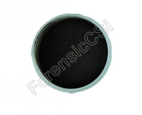 Black Latent Print Powder