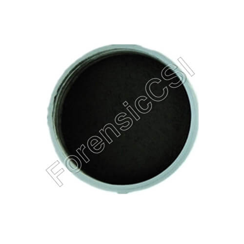 Black Magnetic Latent Print Powder