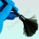 Carbon Fiber Fingerprint Brush
