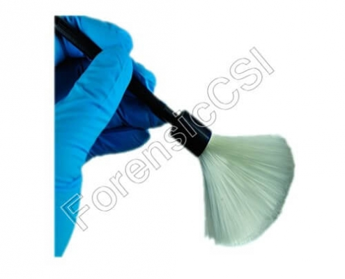 Fiber Glass Fingerprint Brush