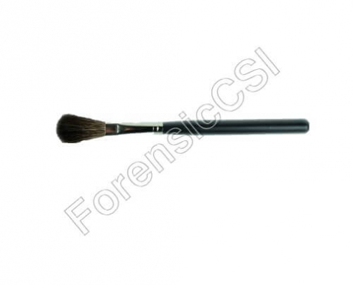 Flat Squirrel Fingerprint Brush 185x35x12mm