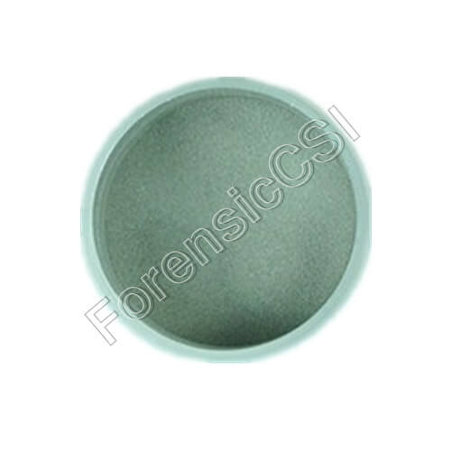 Gray Magnetic Latent Print Powder
