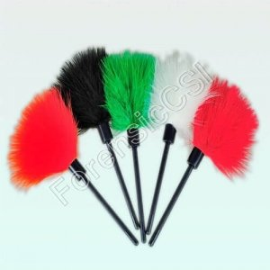 Marabou Feather Fingerpirnt Brush China