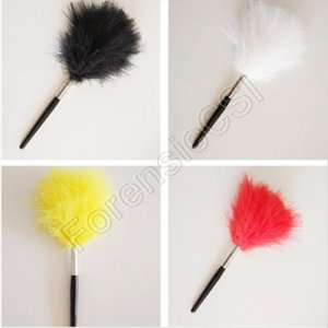 Marabou Feather Fingerpirnt Brush Supplier