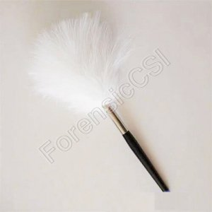 Marabou Feather Fingerprint Brush Wholesale