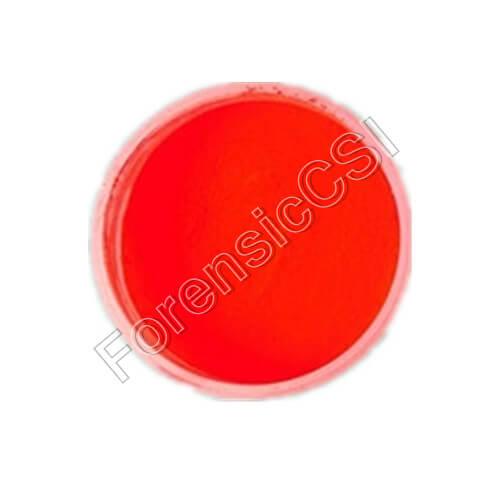 Red Fluorescent Latent Print Powder