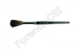 Round Squirrel Fingerprint Brush 195x42x12mm