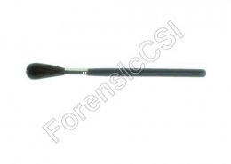 Fingerprint Round Squirrel Brush 240x50x10mm