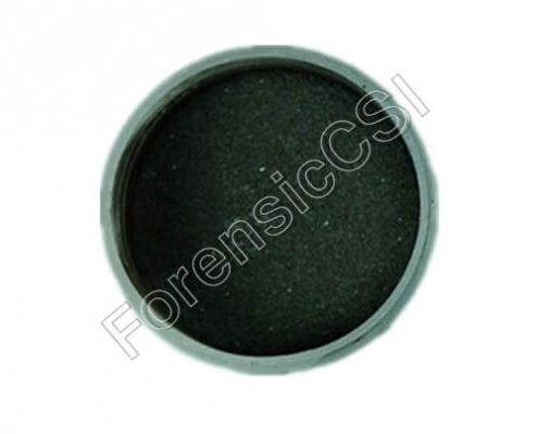 Silver Black Magnetic Latent Print Powder