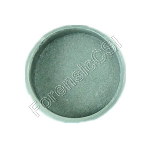 Silver Gray Magnetic Latent Print Powder