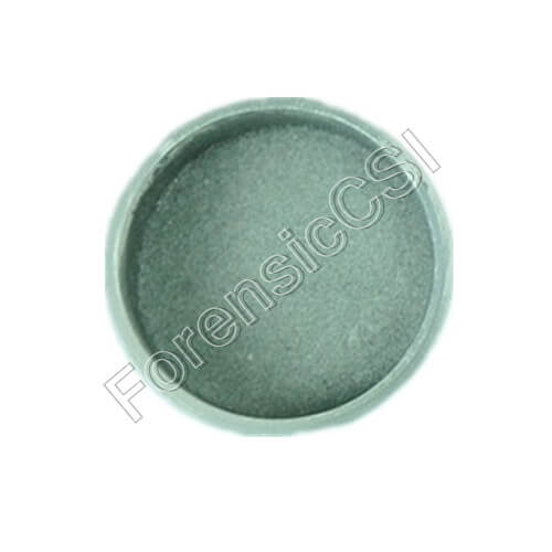 Silver Magnetic Latent Print Powder
