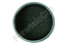 Sliver Black Latent Print Powder