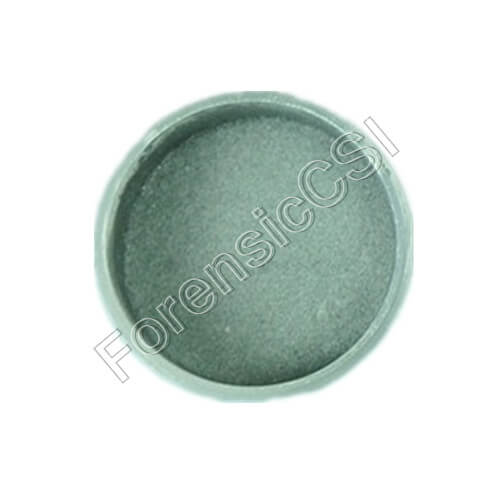 Sliver Gray Latent Print Powder