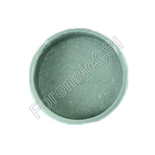 Sliver Gray Latent Print Powder