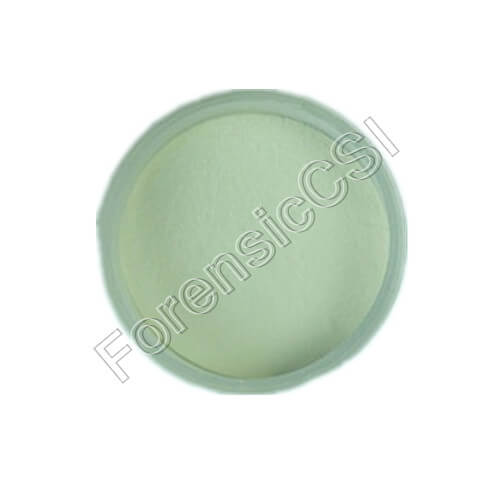 White Magnetic Latent Print Powder