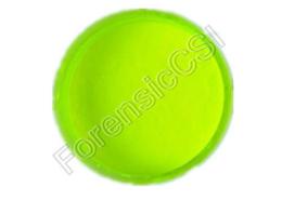 Yellow Fluorescent Latent Print Powder