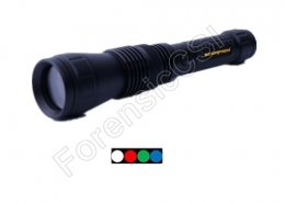 Multiband Police Flashlight
