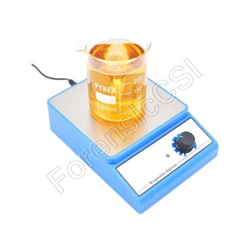 Crime Scene Investigation Magnetic Stirrer