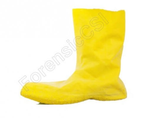 Forensic Latex Boot Covers