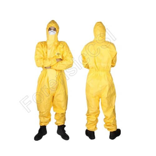 Forensic Tychem Protective Coverall
