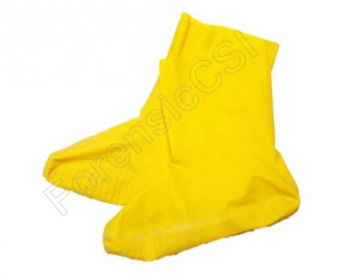 Police Latex Boot Covers