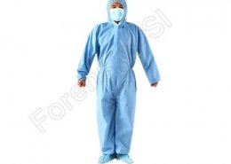 forensic coverall skye blue china
