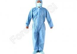 forensic coverall skye blue china