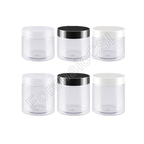 Evidence Collection Jars