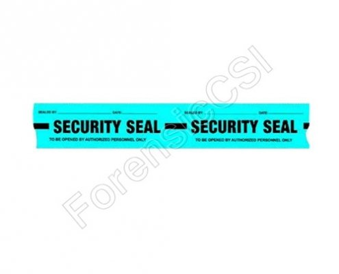 Security Tape Clear