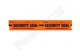 Security Tape Orange