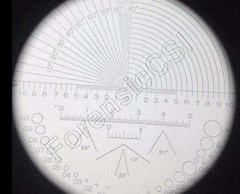 fingerprint magnifier 10X