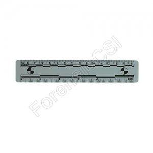 Gray Photo Ruler 15cm 6 inch