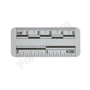 Gray Photo Ruler 5cm 2 inch