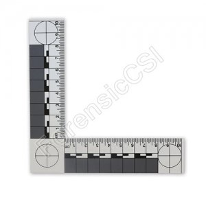 L Shape Photo Ruler 10 x 10cm