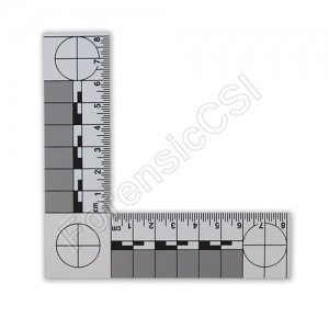 L Shape Photo Ruler 8 x 8cm