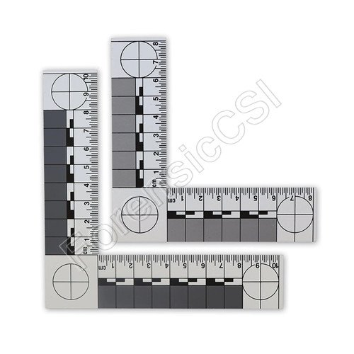 L Shape Photo Ruler