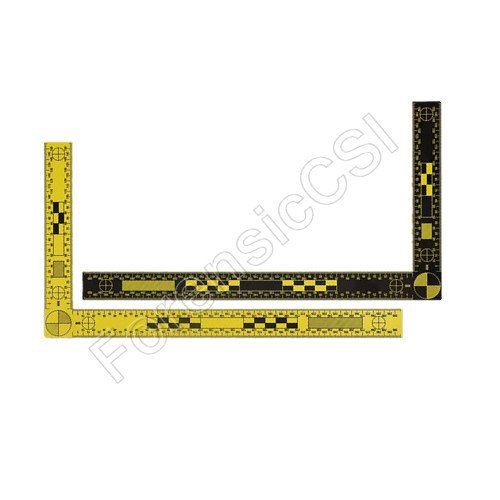 L Shape Reversible Scale 30 x 15 cm